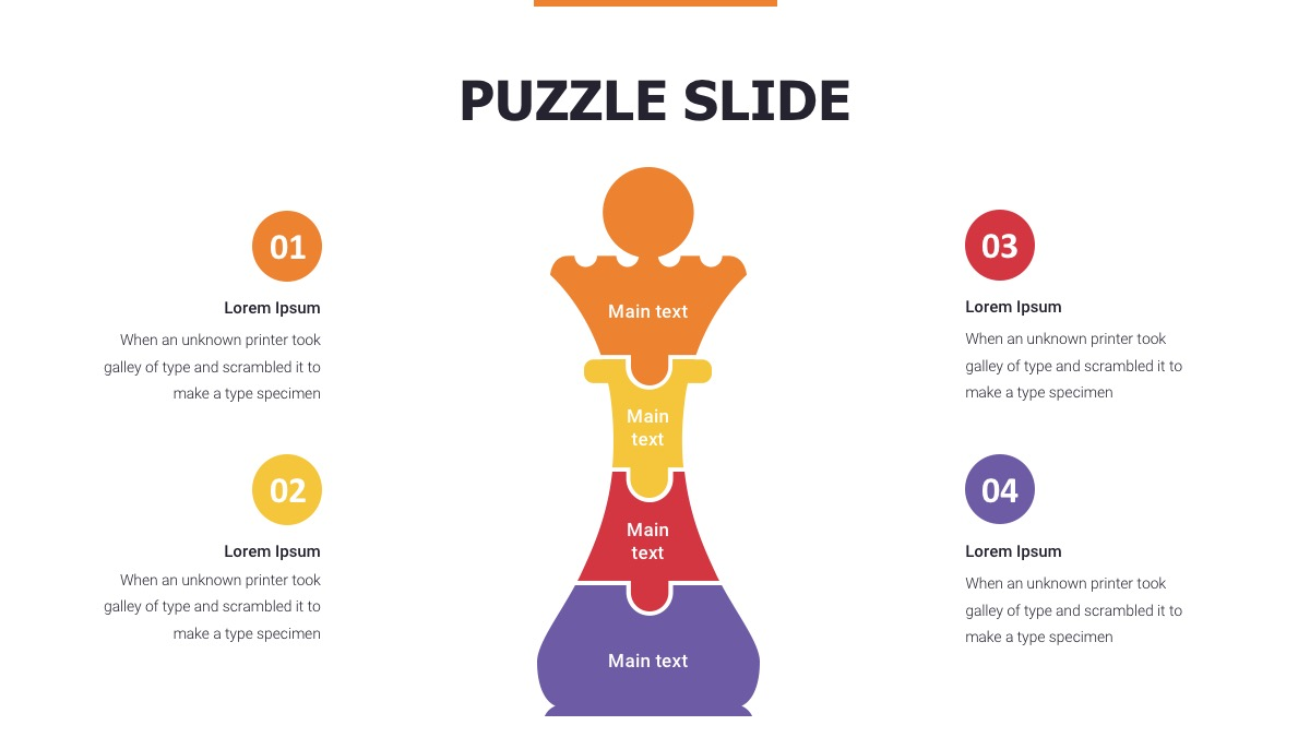 Puzzle Powerpoint Template By Malis Graphicriver