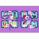 People Chatting Online Together Flat Poster - GraphicRiver Item for Sale