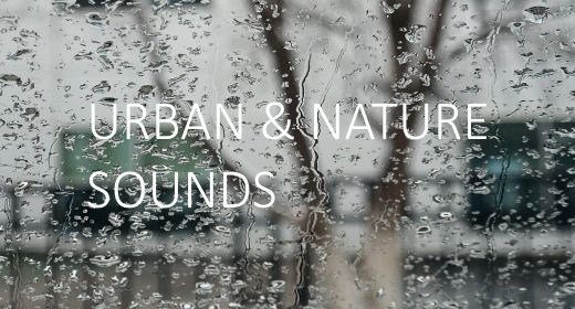 Urban & Nature sounds