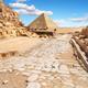Ruins near the pyramids - PhotoDune Item for Sale