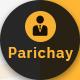 Parichay - Portfolio Web Template PSD