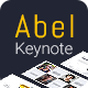 Abel-Education Keynote Template - GraphicRiver Item for Sale