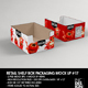 Retail Shelf Box Packaging MockUp No.17 - GraphicRiver Item for Sale