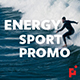 Energy Sport // Dynamic Promo - VideoHive Item for Sale