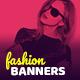 Fashion Banner Bundle - GraphicRiver Item for Sale