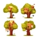 Treehouse for Kids or Children - GraphicRiver Item for Sale