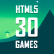 30 HTML5 Games + Mobile Version!!! MEGA BUNDLE №1 (Construct 2 / Construct 3 / CAPX) - CodeCanyon Item for Sale