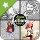 4 Premium Photoshop Actions Bundle - Feb19 #2 - GraphicRiver Item for Sale