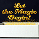Magic Box Golden Logo Reveal - VideoHive Item for Sale