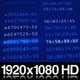 Visualization Screen of Internet Data Processing - VideoHive Item for Sale