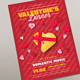 Valentine's Dinner Flyers - GraphicRiver Item for Sale