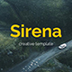 Sirena Premium Powerpoint Template - GraphicRiver Item for Sale