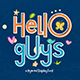 Hello Guys - GraphicRiver Item for Sale