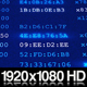 Digital Computer Data Security Screen Closeup - VideoHive Item for Sale