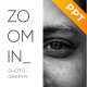 Zoomin Portfolio & Photography PowerPoint Template - GraphicRiver Item for Sale