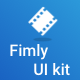 Fimly UI KIT - CodeCanyon Item for Sale