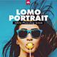 Lomo Portrait Action - GraphicRiver Item for Sale