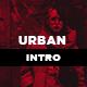 Urban Intro - VideoHive Item for Sale