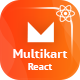 Multikart - Responsive React eCommerce Template - ThemeForest Item for Sale