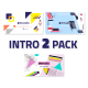 Shape Intro Pack 2 - VideoHive Item for Sale