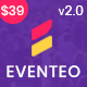Eventeo Event - Event & Conference WordPress Theme - ThemeForest Item for Sale