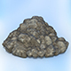 Game Ready Realistic Rock 10 - 3DOcean Item for Sale