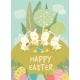Easter Bunnies - GraphicRiver Item for Sale