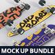 Longboard Skateboard Mockup Bundle - GraphicRiver Item for Sale