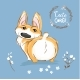 Corgi Dog Puppy - GraphicRiver Item for Sale