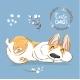 Corgi Dog - GraphicRiver Item for Sale