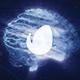 Digital AI Brain Logo Reveal - VideoHive Item for Sale