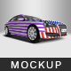 Car Mockup Based on Audi A8 - 5 In 1 - GraphicRiver Item for Sale