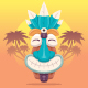 Tiki Mask - GraphicRiver Item for Sale