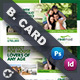 Real Estate Business Card Bundle Templates - GraphicRiver Item for Sale