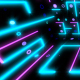 Neon Flickering Glowing Abstraction 2 - VideoHive Item for Sale