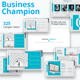 Business Champion Powerpoint Template - GraphicRiver Item for Sale
