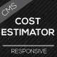 CMS Visual Cost Estimator - CodeCanyon Item for Sale