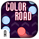 Color Road - HTML5 Game (CAPX) - CodeCanyon Item for Sale