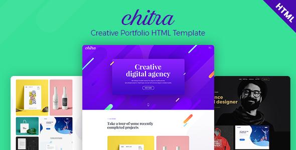 Kalanidhihemes的创意组合HTML模板