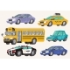 Set of Toy Vehicles - GraphicRiver Item for Sale