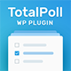 TotalPoll Pro - Responsive WordPress Poll Plugin - CodeCanyon Item for Sale
