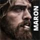 Maron - Personal Portfolio Template