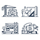 Set Design Icons - GraphicRiver Item for Sale
