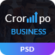 Crorpo - Multipurpose Business PSD Template - ThemeForest Item for Sale