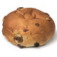 Single fresh baked raisin bun - PhotoDune Item for Sale