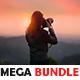 Best Mega Bundle Lightroom Presets - GraphicRiver Item for Sale