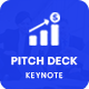 Adoda - Business Pitch Deck Keynote Template 2019 - GraphicRiver Item for Sale