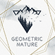 Geometric Nature Emblems - GraphicRiver Item for Sale