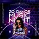Music Night Party Flyer - GraphicRiver Item for Sale