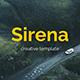 Sirena Premium Google Slide Template - GraphicRiver Item for Sale